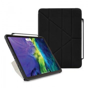 Capa iPad Pro 11 (2020) Pipetto Origami Pencil Case Black