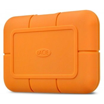 Disco externo SSD LaCie Rugged 500 GB