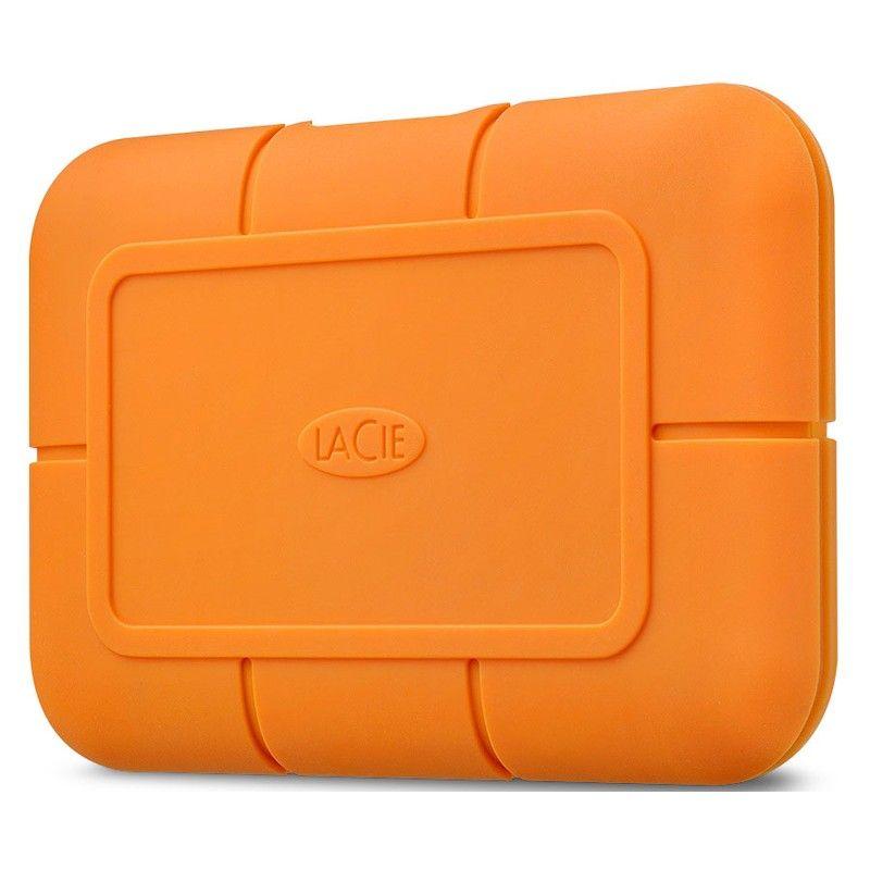 Disco externo SSD LaCie Rugged 500 GB