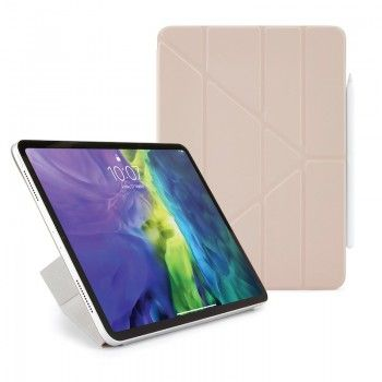 Capa iPad Pro 11 (2020) Pipetto Origami Folio Dusty Pink
