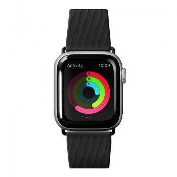 Bracelete para Apple Watch Laut Active 2.0 42/44 mm - Preto