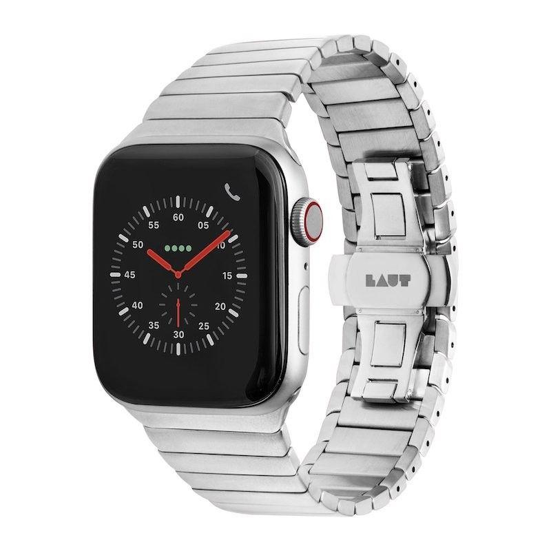 Bracelete para Apple Watch Laut Links 42/44 mm - Silver
