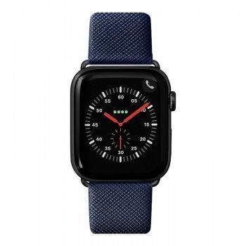 Bracelete para Apple Watch Laut Prestige 42/44 mm - Indigo