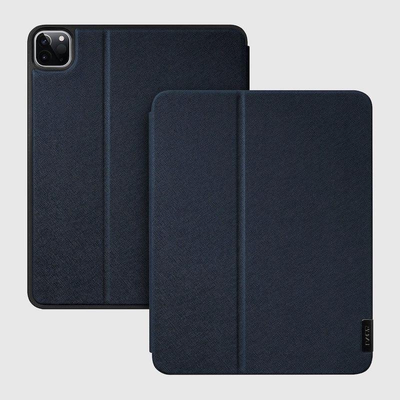Capa para iPad Pro 11 (2020) LAUT PRESTIGE - Azul