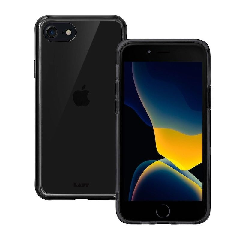 Capa para iPhone SE (2020) Laut Crystal-X IMPKT Ultra Black