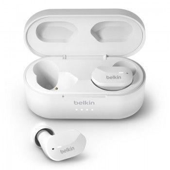 Auriculares Belkin SoundForm True Wireless Branco