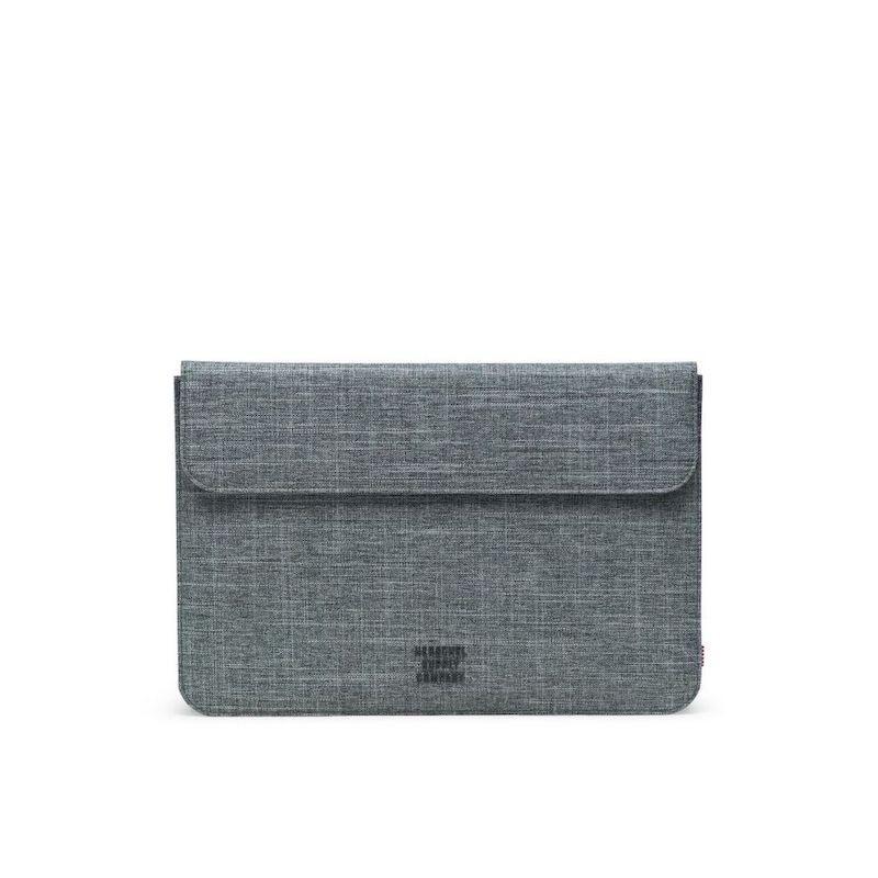 """Sleeve Herschel Anchor MacBook 12"""" - Raven Crosshatch"""