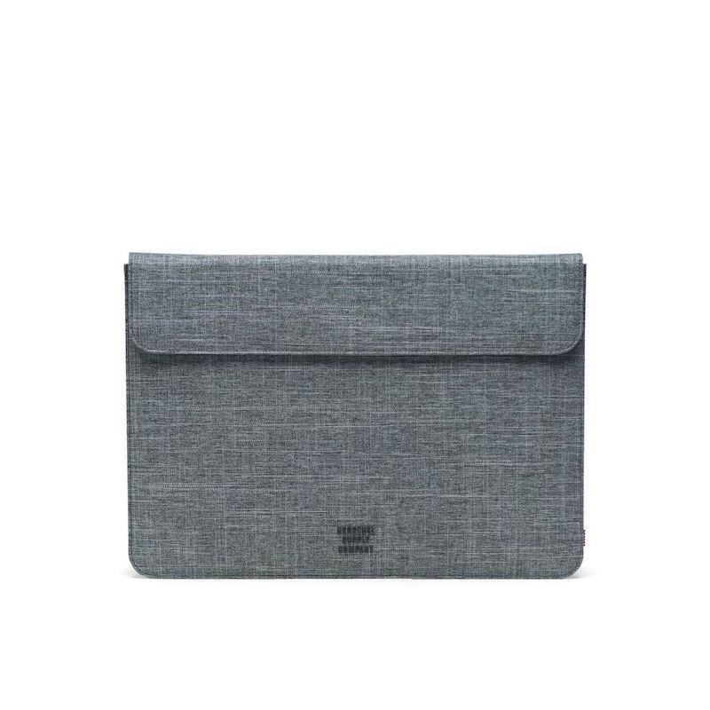 """Sleeve Herschel Anchor MacBook 16"""" - Raven Crosshatch"""
