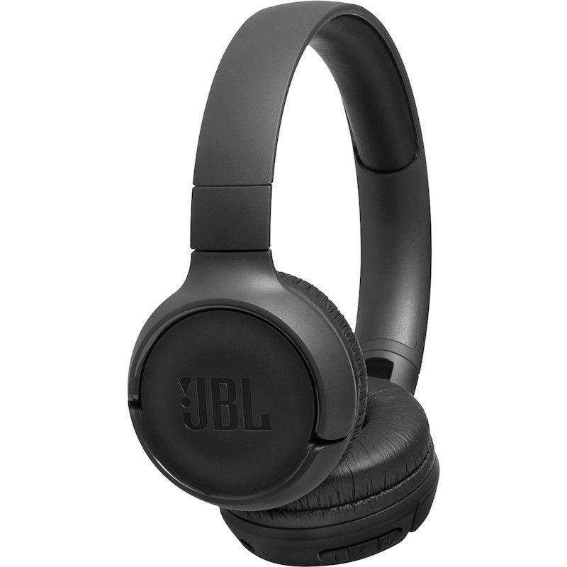 Auscultadores Bluetooth com Microfone JBL Tune 500 Preto
