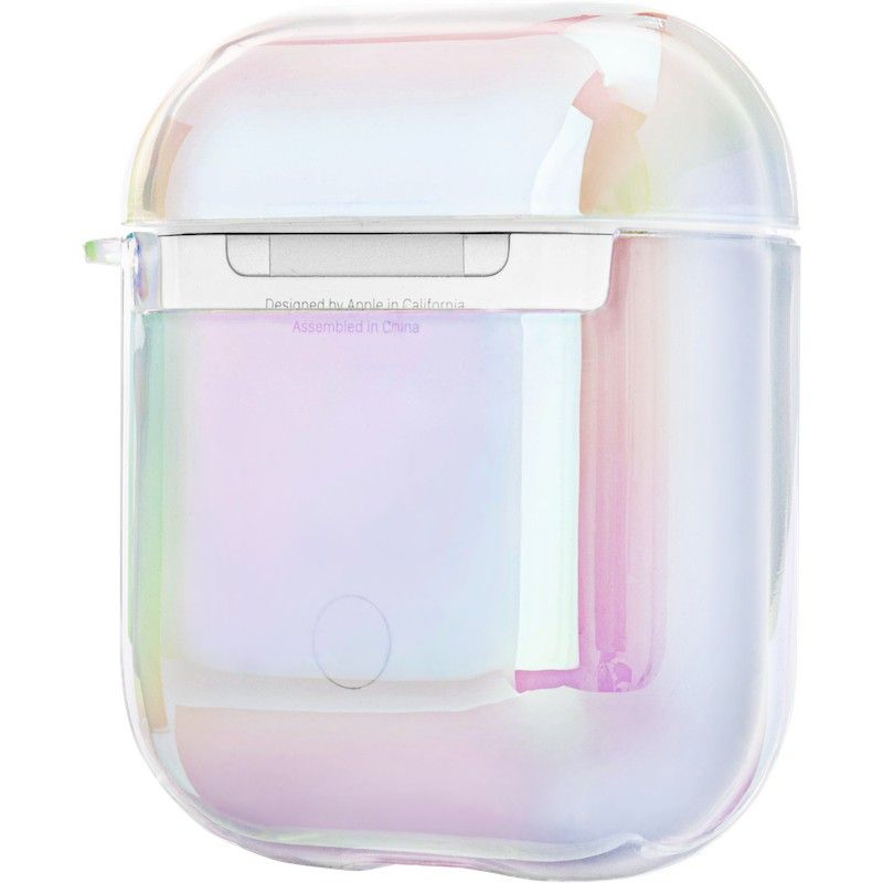 Capa Laut para AirPods Holographic Pearl