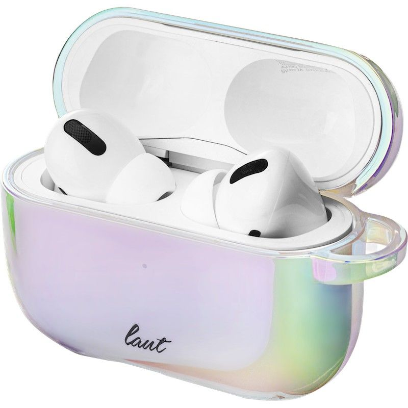 Capa Laut para AirPods Pro Holographic Pearl