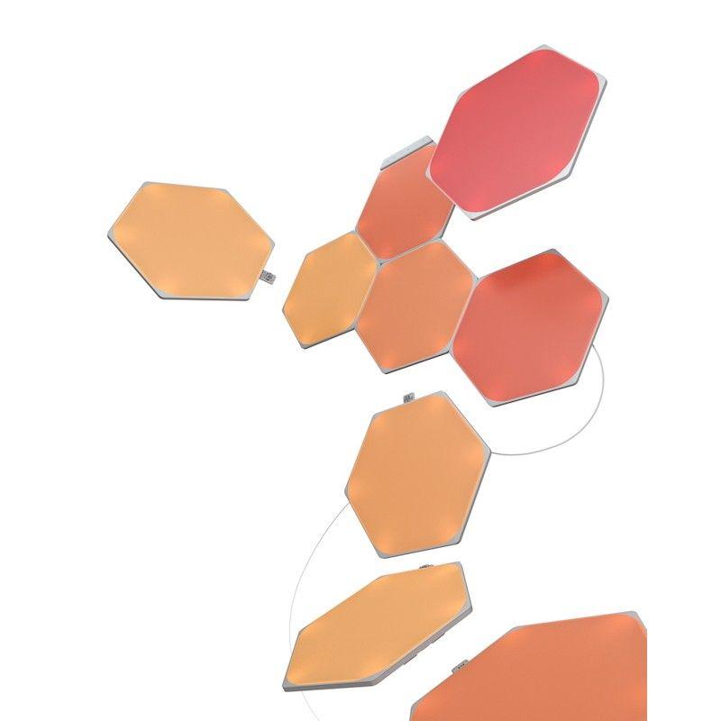 Nanoleaf Light Panels - Shapes Hexagons Kit (starter+9 panels)