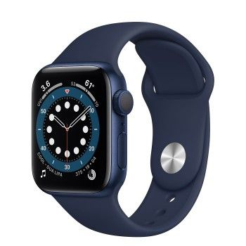 Apple Watch 6, 40 mm - Azul
