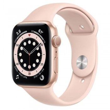 Apple Watch 6, GPS 44 mm - Dourado