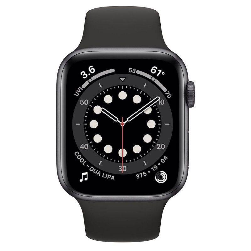 Apple Watch 6, 44 mm - Cinzento sideral