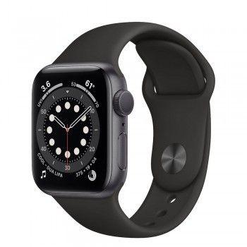 Apple Watch 6, GPS 40 mm - Cinzento sideral