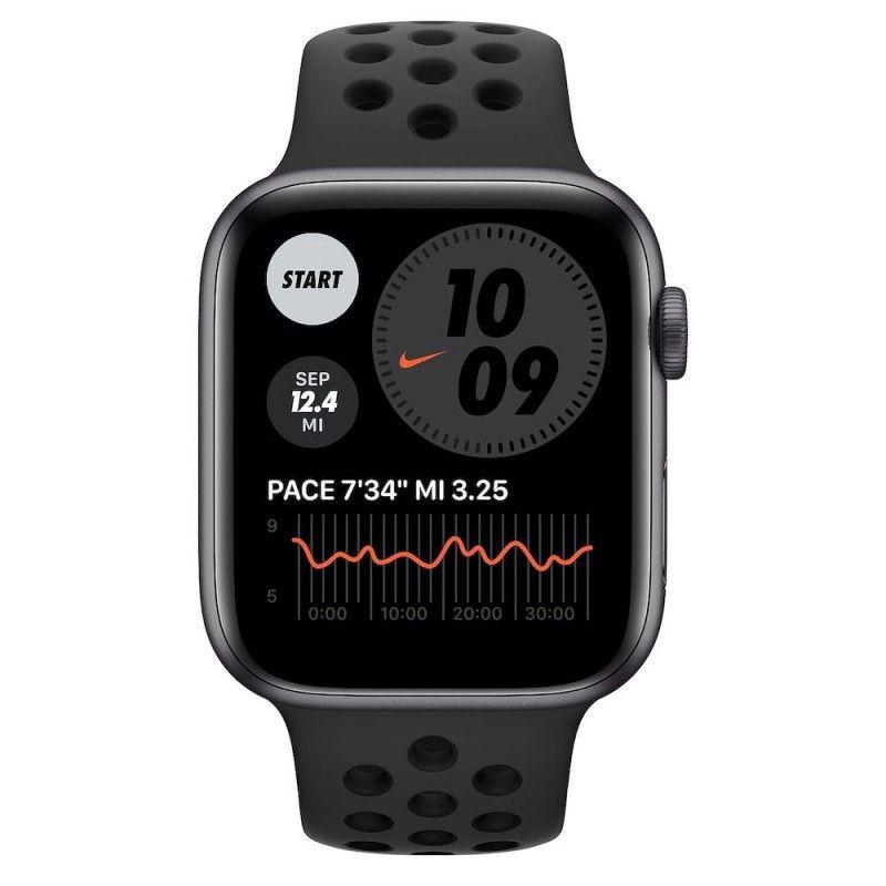 Apple Watch Nike 6, 44 mm - Cinzento sideral