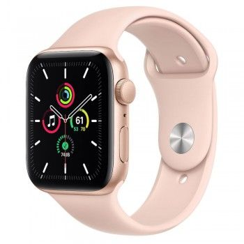 Apple Watch SE, 44 mm - Dourado