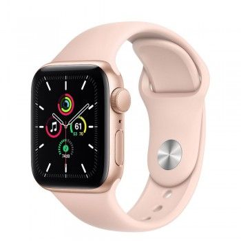 Apple Watch SE, 40 mm - Dourado