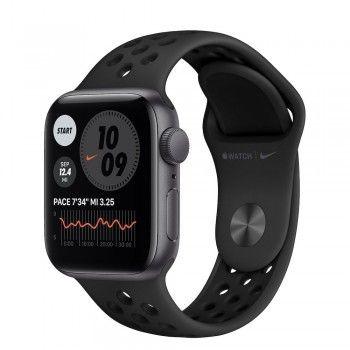 Apple Watch Nike SE, GPS 40 mm - Cinzento sideral