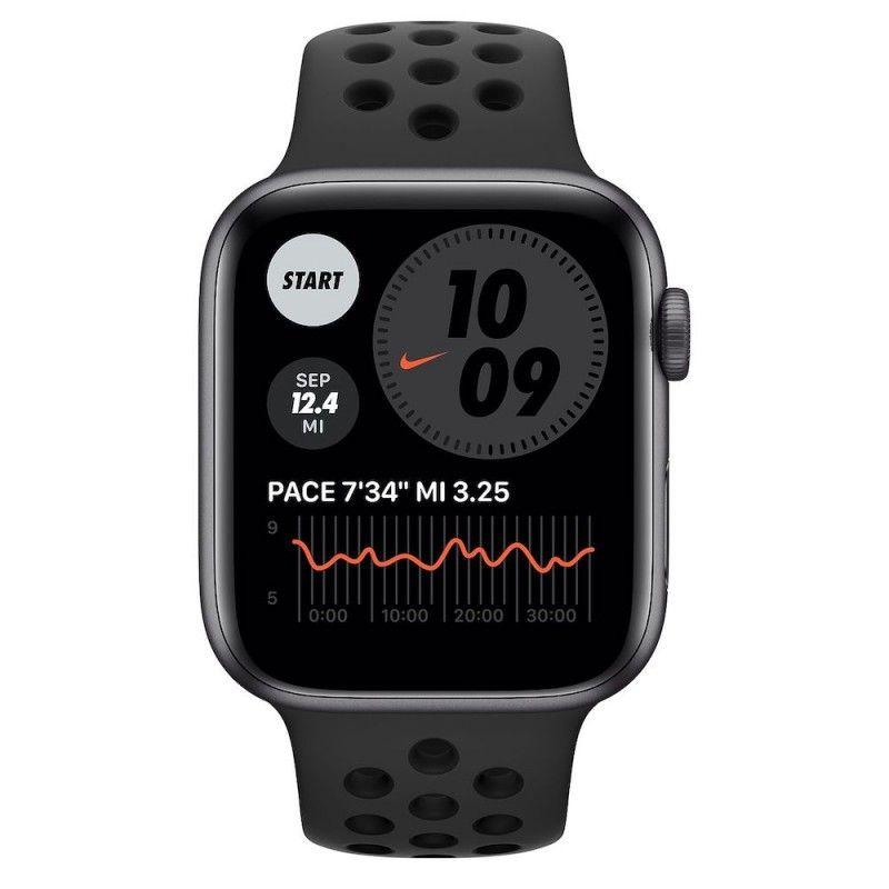 Apple Watch Nike SE, 44 mm - Cinzento sideral