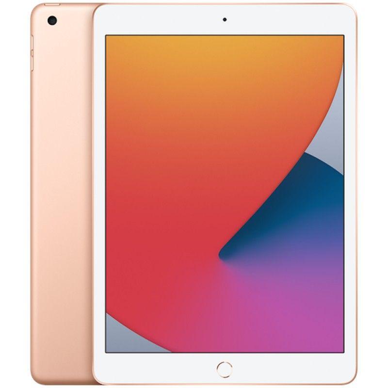 iPad 10,2 (8 gen.) Wi-Fi 128 GB - Dourado