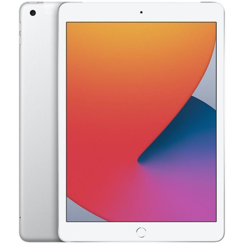 iPad 10,2 (8 gen.) Wi-Fi + Cellular 128 GB - Prateado