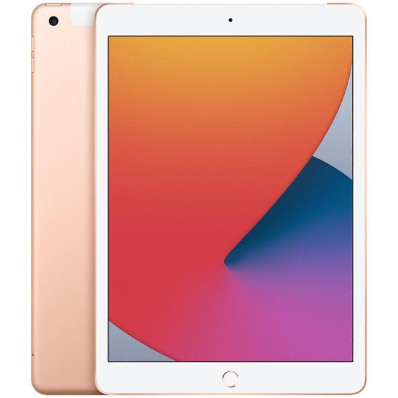 iPad 10,2 (8 gen.) Wi-Fi + Cellular 128 GB - Dourado