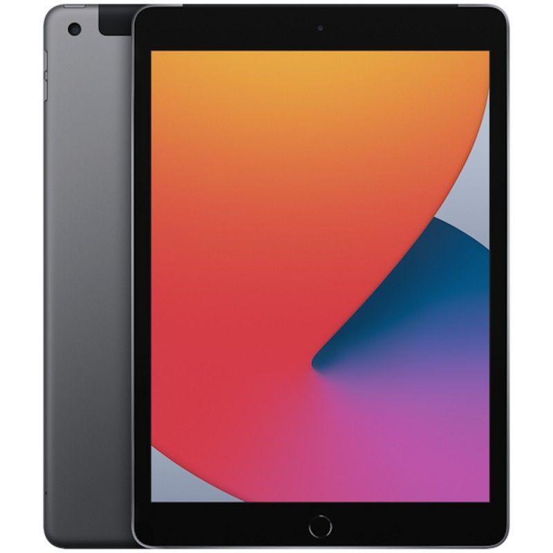 iPad 10,2 (8 gen.) Wi-Fi + Cellular 32 GB - Cinzento Sideral