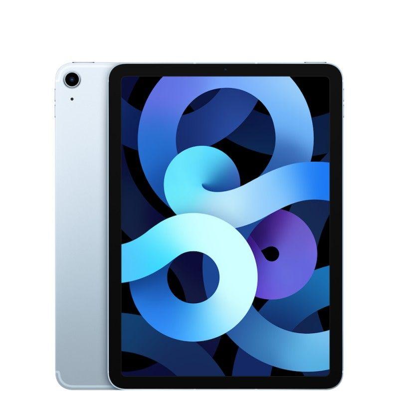 "iPad Air 10,9"" Wi-Fi Cellular 64 GB (2020) - Azul-céu"
