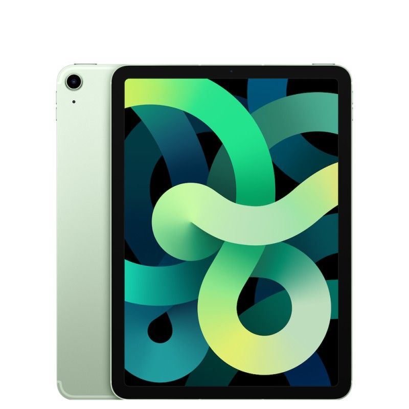 """iPad Air 10,9"""" Wi-Fi Cellular 256 GB (2020) - Verde"""
