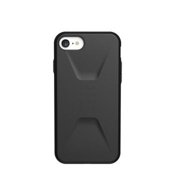 Capa para iPhone SE (2020) UAG Civilian Preto