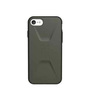 Capa para iPhone SE (2020) UAG Civilian Olive