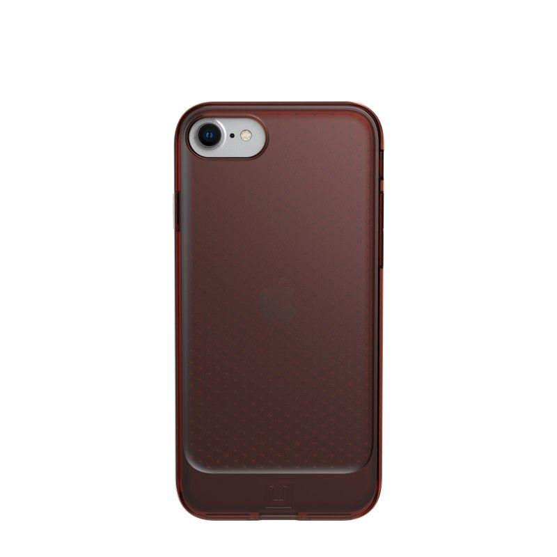 Capa para iPhone SE (2020) U by UAG Lucent Laranja