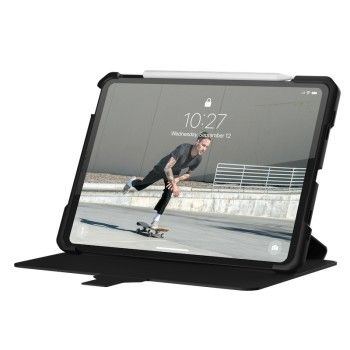 Capa para iPad Air 4 (2020) UAG Metropolis Preto