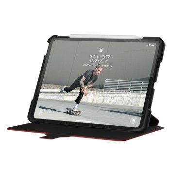 Capa para iPad Air 4 (2020) UAG Metropolis Vermelho