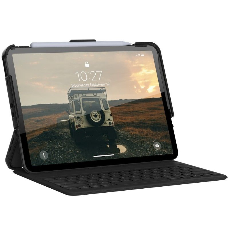 Capa para iPad Air 4 (2020) UAG Scout Preto
