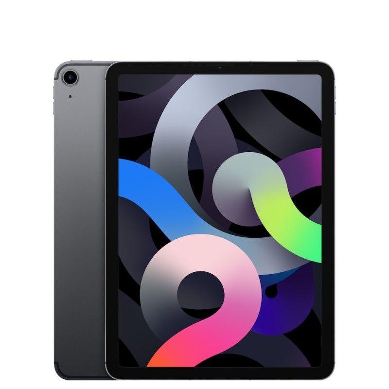 """iPad Air 10,9"""" Wi-Fi Cellular 256 GB (2020) - Cinzento Sideral"""