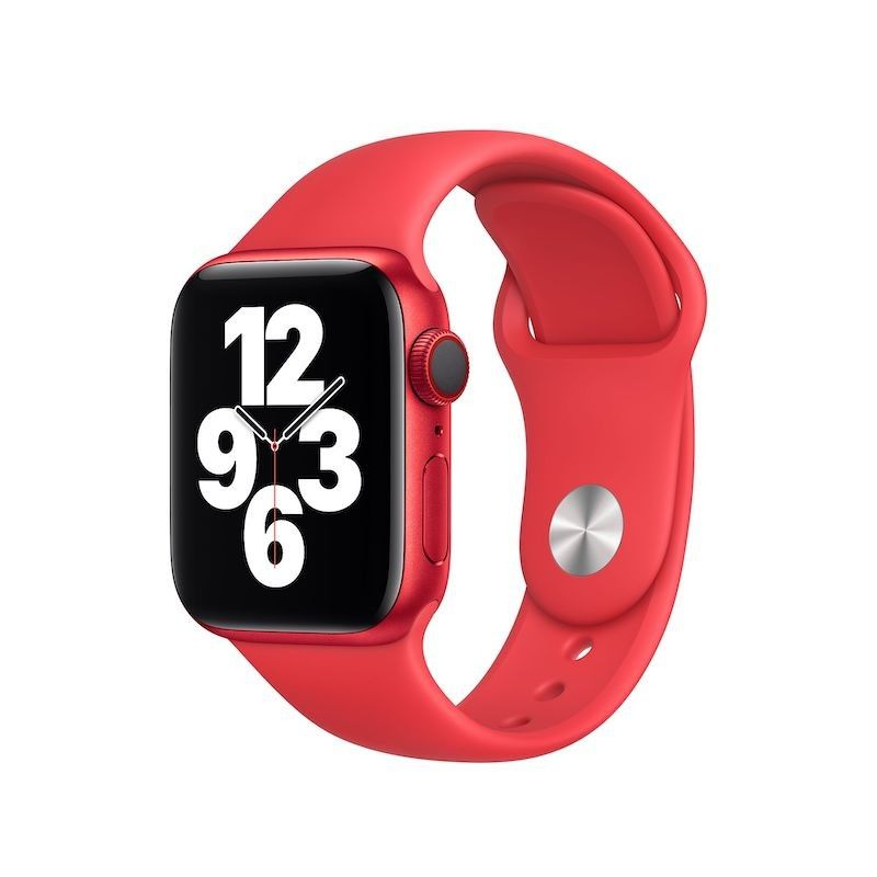 Bracelete desportiva para Apple Watch (44/42 mm) - Vermelha PRODUCT (RED)