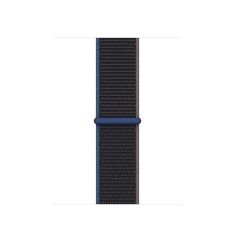 Bracelete Loop desportiva para Apple Watch (40/38 mm) - Carvão