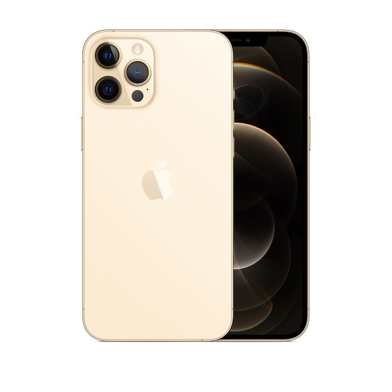 iPhone 12 Pro Max 128GB - Dourado