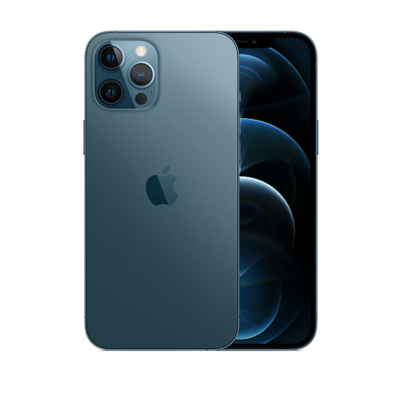 iPhone 12 Pro Max 512GB - Azul Pacifico