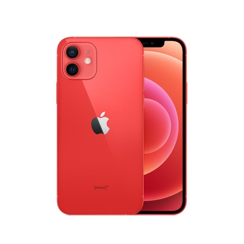 iPhone 12 128GB - Vermelho (PRODUCT)RED