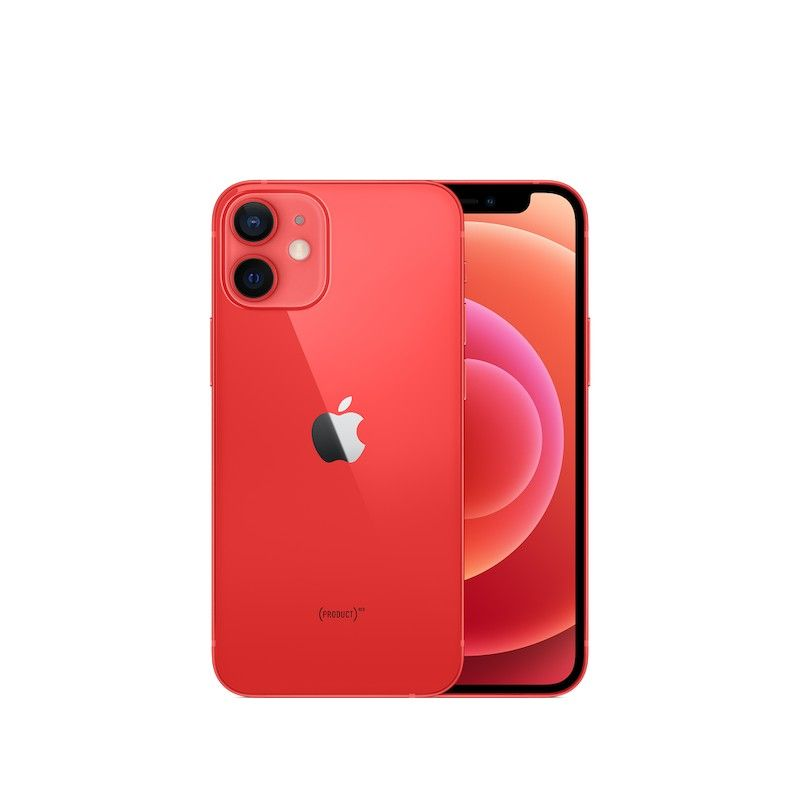 iPhone 12 mini 256GB - Vermelho (PRODUCT)RED