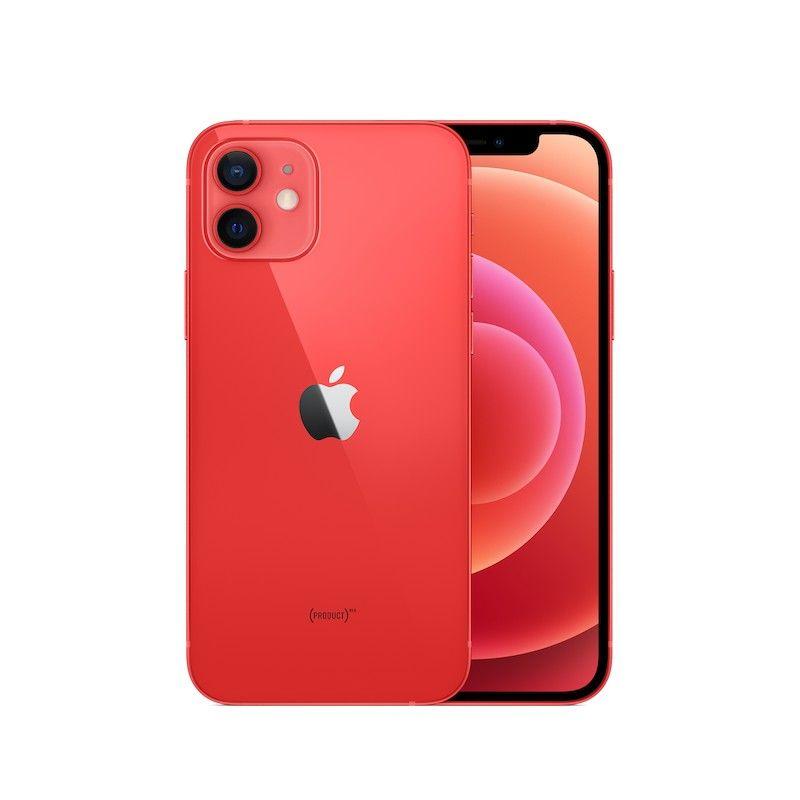 iPhone 12 256GB - Vermelho (PRODUCT)RED