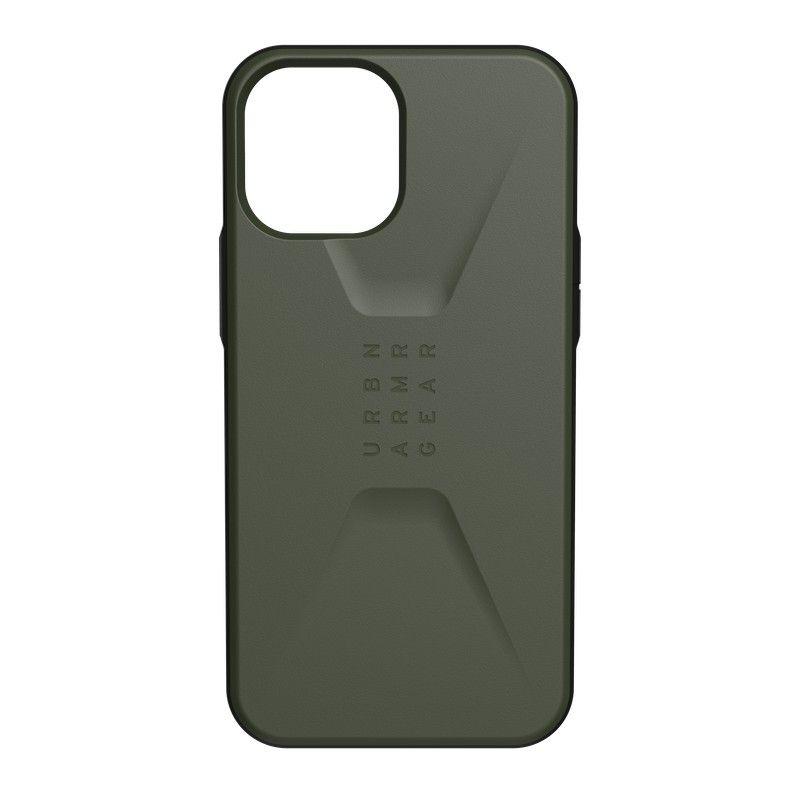 Capa UAG iPhone 12 Pro Max Civilian Olive