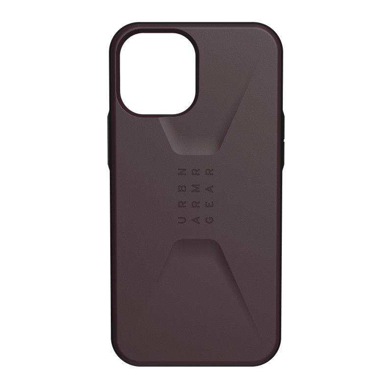 Capa UAG iPhone 12 Pro Max Civilian Eggplant