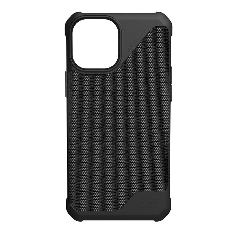 Capa UAG iPhone 12 Pro Max Metropolis LT Kevlar Black