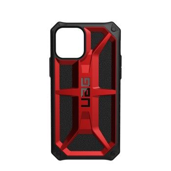 Capa UAG iPhone 12/12 Pro Monarch Crimson