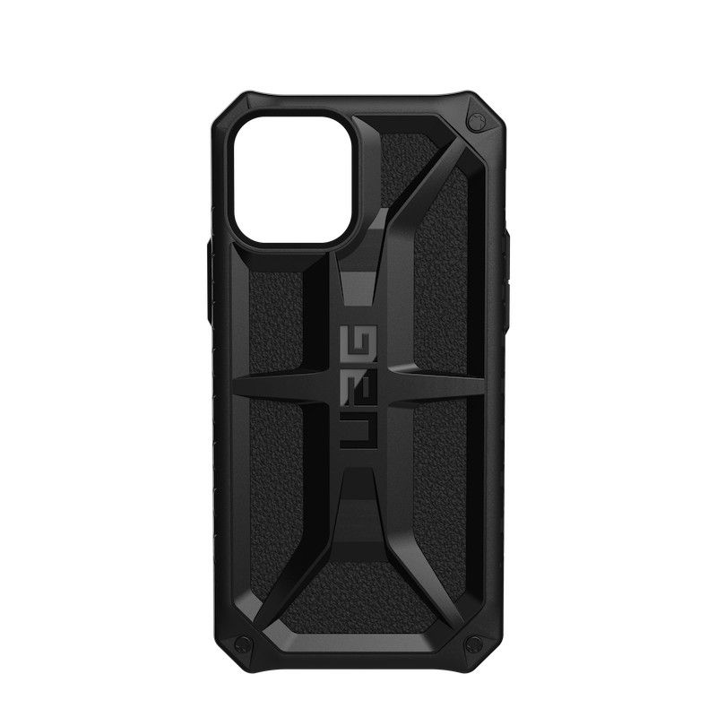 Capa UAG iPhone 12/12 Pro Monarch Black